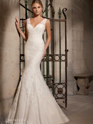 Mori Lee Bridal 2714