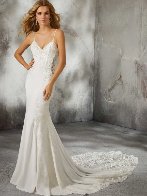 Mori Lee Bridal  8283 LIZZIE