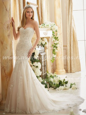 Mori Lee Bridal 2886