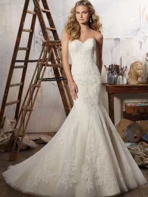 Mori Lee 8109 MAGNOLIA