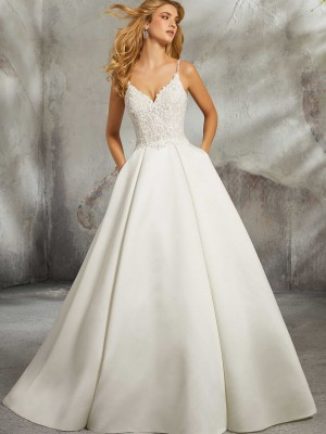 Mori Lee Bridal 8272 LUELLA