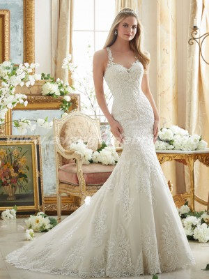Mori Lee Bridal 2876