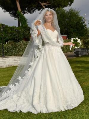 Anna - Mori Lee Bridal 2674