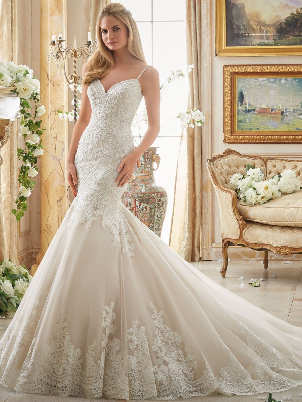 Mori Lee Bridal 2871