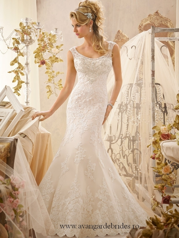 Mori Lee Bridal 2601