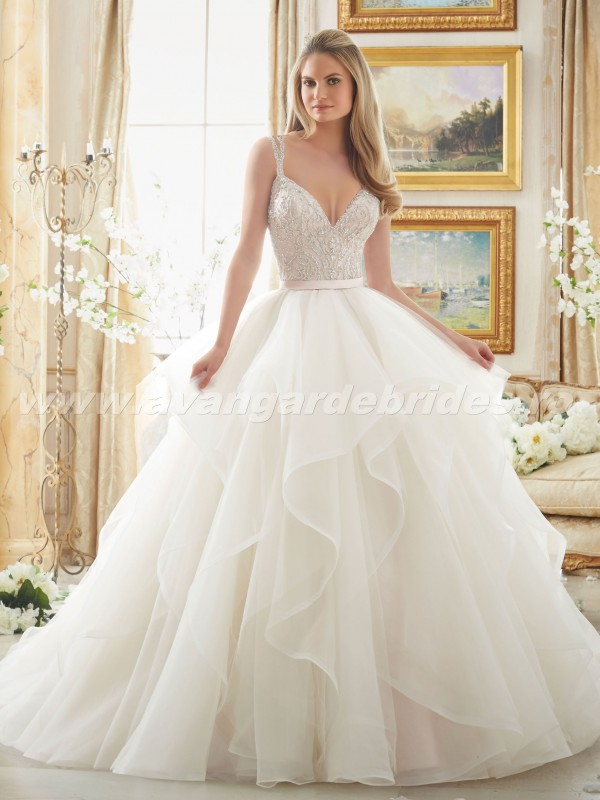 Mori Lee Bridal 2887