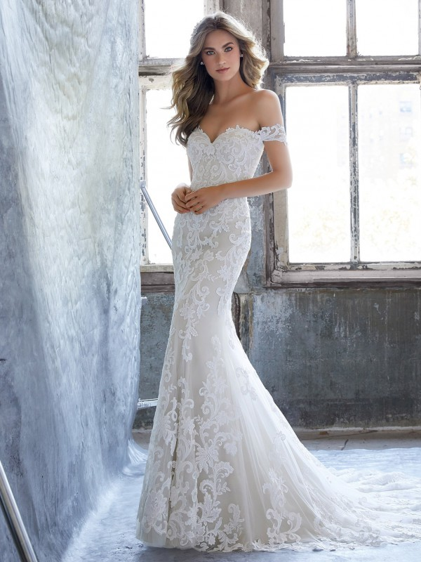 Mori Lee Bridal 8203 KASSIA