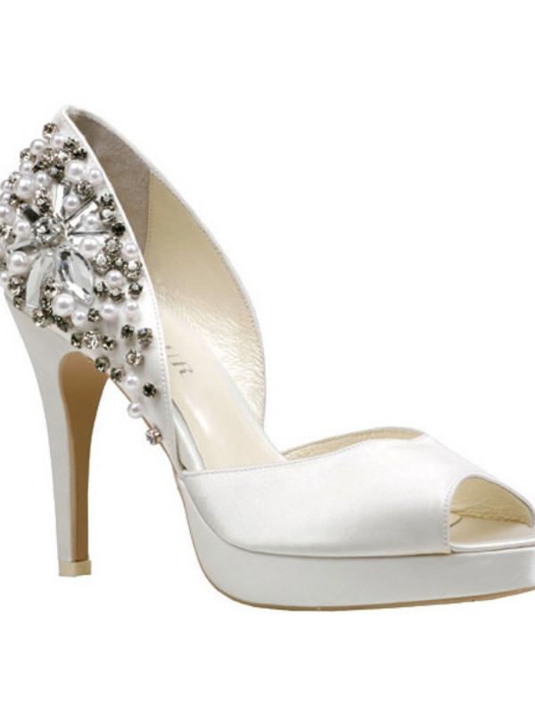 Pantofi de mireasa Menbur 4204