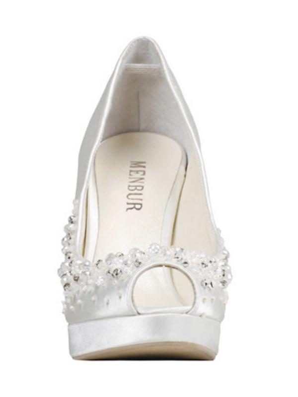 Pantofi de mireasa Menbur 4345