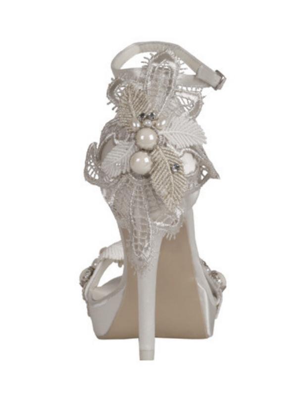 Pantofi de mireasa Menbur 4517