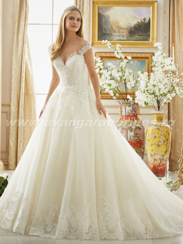 Mori Lee Bridal 2889