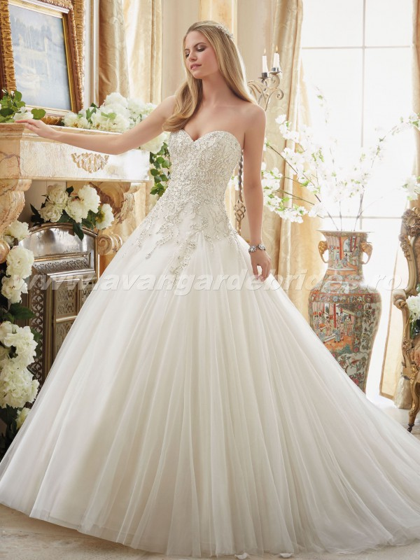 Mori Lee Bridal 2892