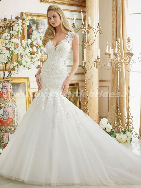 Mori Lee Bridal 2882