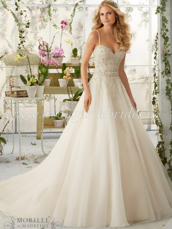 Mori Lee Bridal 2824