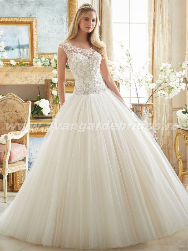Mori Lee Bridal 2884