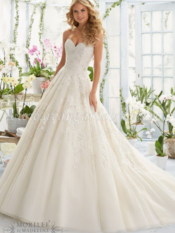 Mori Lee Bridal 2808