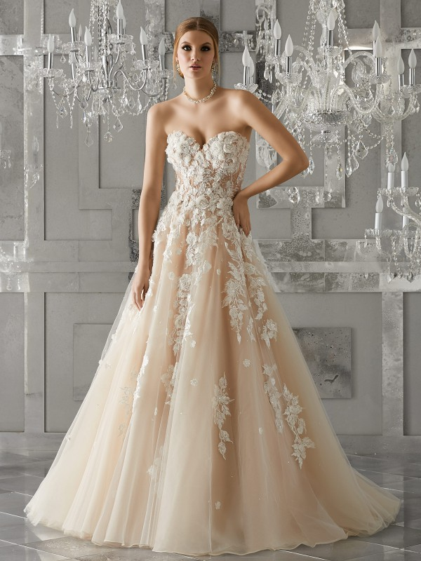 Mori Lee Bridal 8171 MEADOW