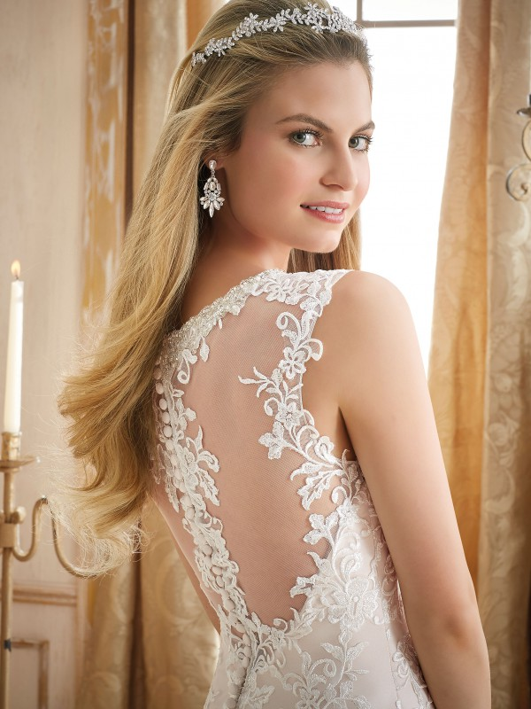 Mori Lee Bridal 2872
