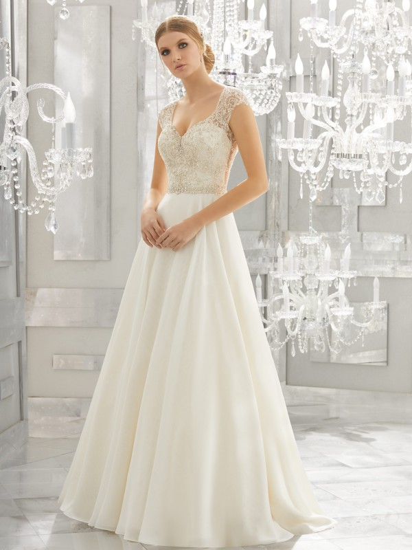 Mori Lee Bridal 8182 MOLLIE