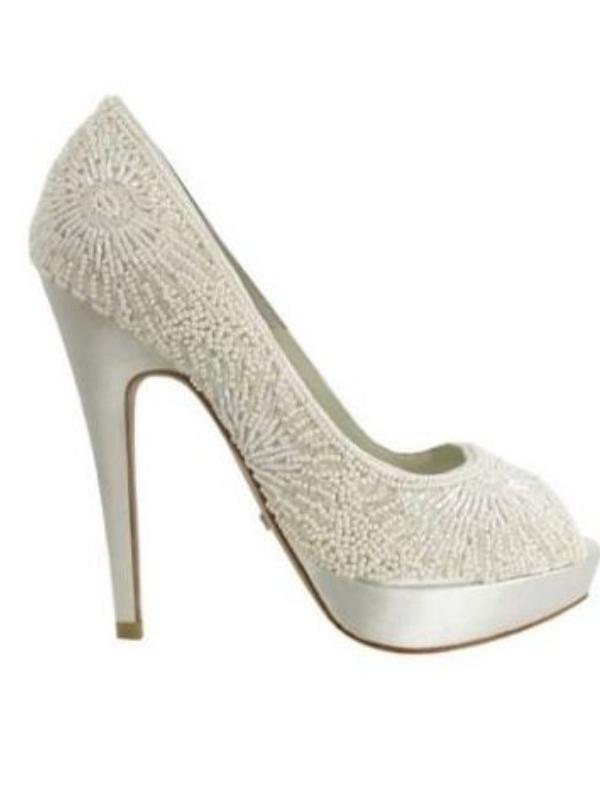 Pantofi de mireasa Menbur 4975