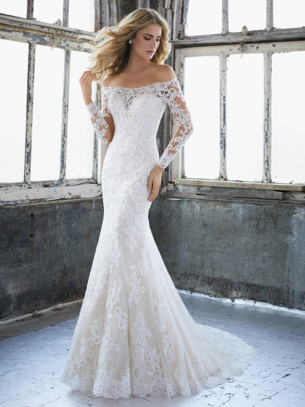 Mori Lee Bridal 8207 KARLEE