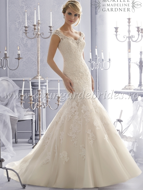Mori Lee Bridal 2672