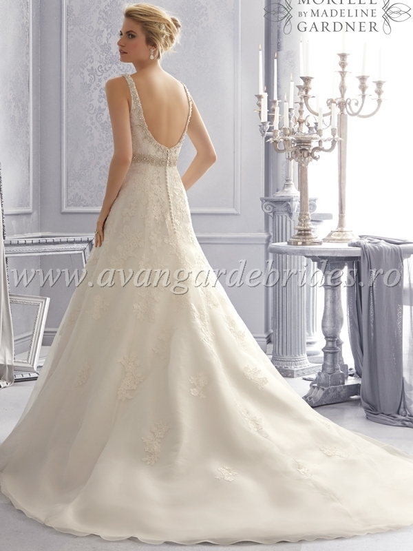 Mori Lee Bridal 2681