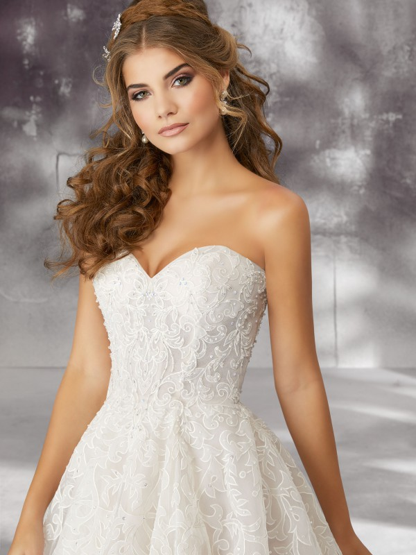 Mori Lee Bridal 8270 LAURIELE