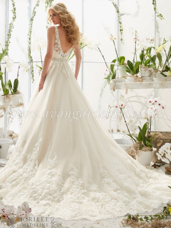 Mori Lee Bridal 2821
