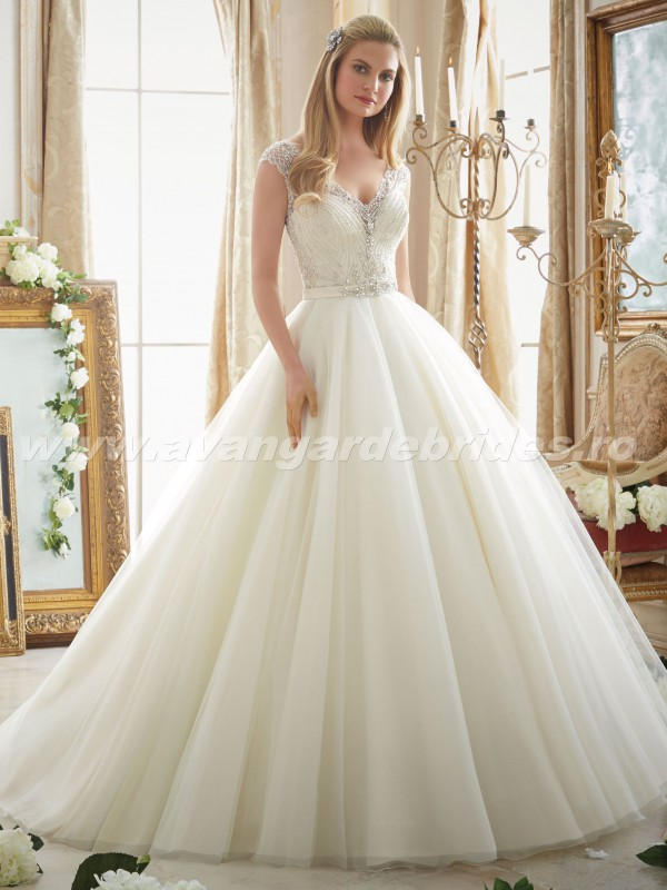 Mori Lee Bridal 2875