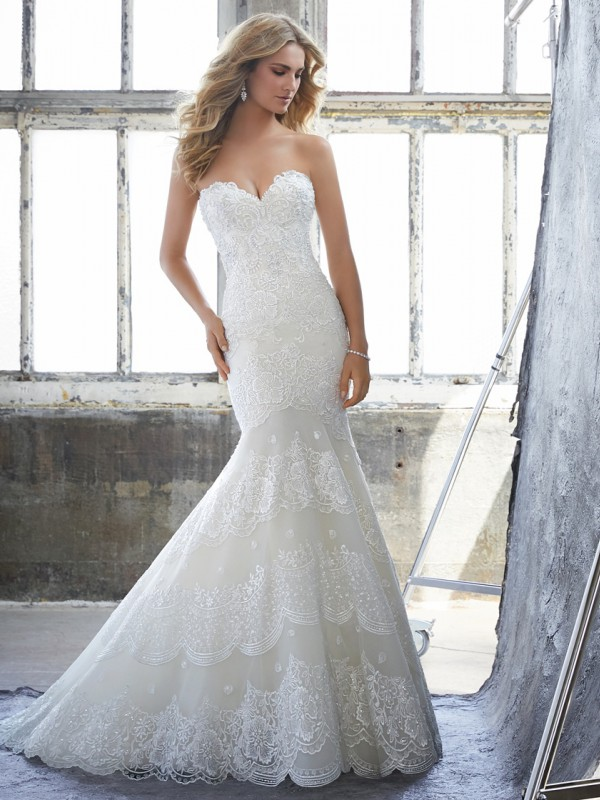 Mori Lee Bridal 8216 KHLOE