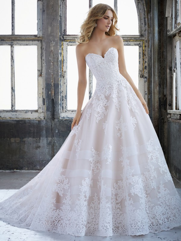 Mori Lee Bridal 8211 KIMBERLY