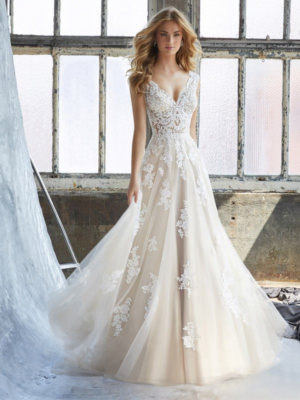 Mori Lee Bridal 8206 KENNEDY